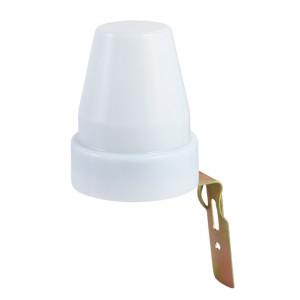 Датчик освещенности 2200W IP44 Белый SNS-L-08