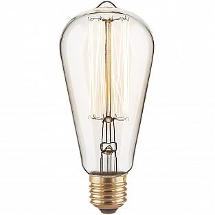 Ретро лампа Эдисона ST64 60W E27