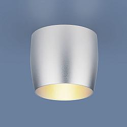 Встраиваемый потолочный светильник 6074 MR16 SL серебро