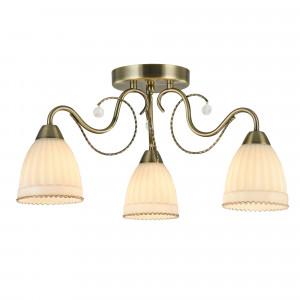 FR2757-PL-03-BZ Потолочный светильник Classic Letizia Freya