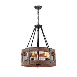 FR4561-PL-05-B Подвесной светильник Loft Vittoria Freya