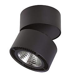 214837 Светильник FORTE MURO LED 26W 1950LM 30G ЧЕРНЫЙ 4000K (в комплекте)
