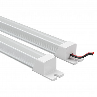 409124 Лента в PVC-профиле PROFILED 400024 12V 19.2W 240LED 4500K прямоуг.расс.мат-л:пластик,1шт=2м