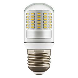 930902 Лампа LED 220V T35 E27 9W=90W 850LM 360G CL 3000K 20000H (в комплекте)