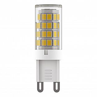 940452 Лампа LED 220V JC G9 6W=60W 492LM 360G CL 3000K 20000H (в комплекте)