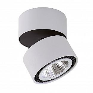 213839 Светильник FORTE MURO LED 26W 1950LM 30G СЕРЫЙ 3000K (в комплекте)