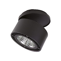 214847 Светильник FORTE INCA LED 40W 3400LM 30G ЧЕРНЫЙ 4000K (в комплекте)