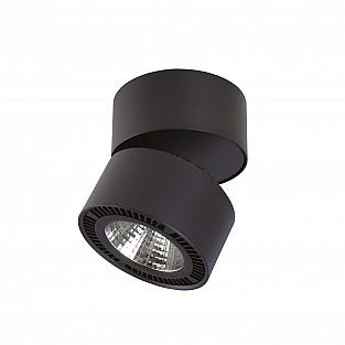 214817 Светильник FORTE MURO LED 15W 1400LM 30G ЧЕРНЫЙ 4000K (в комплекте)