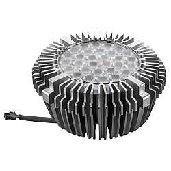 940142 Лампа LED 220V AR111 30W=300W 3000LM 24G SMD 3000K 20000H (в комплекте)