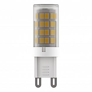 940464 Лампа LED 220V JC G9 6W=60W 492LM 360G FR 4000K 20000H (в комплекте)