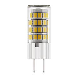 940412 Лампа LED 220V Т20 G4 6W=60W 492LM 360G CL 3000K 20000H (в комплекте)