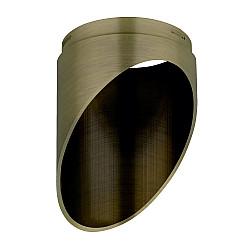 201431 Насадка торцевая на светильник RULLO HP16 БРОНЗА (в комплекте)