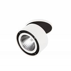 213806 Светильник FORTE INCA LED 15W 1400LM 30G БЕЛЫЙ 3000K (в комплекте)