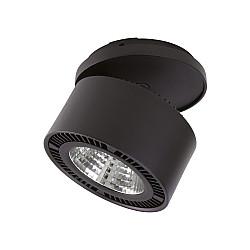 214827 Светильник FORTE INCA LED 26W 1950LM 30G ЧЕРНЫЙ 4000K (в комплекте)