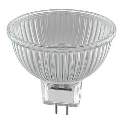 921207*** Лампа HAL 12V MR16 G5.3 50W 60G CL RA100 2800K 2000H DIMM