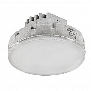 929122 Лампа LED 220V TABL GX53 12W=120W 960LM 180G FR 3000K 20000H (в комплекте)