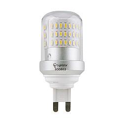 930802 Лампа LED 220V T35 G9 9W=90W 850LM 360G CL 3000K 20000H (в комплекте)