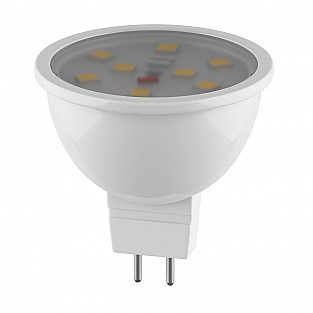 940904 ЛАМПА LED 220V MR11 G5.3 3W=35W 230LM 120G 4000K 20000H (в комплекте)