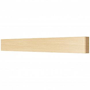 810523 Бра FIUME LED 20W 1900LM Light wood 3000K (в комплекте)