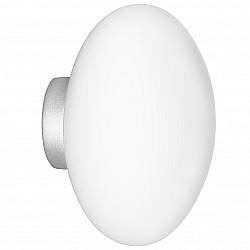 807010 (MC6810-1) Светильник UOVO 1х40W G9 БЕЛЫЙ/ХРОМ (в комплекте)