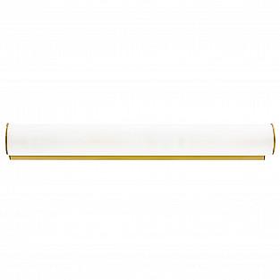 801833 (MB338-3GL) Светильник настенный BLANDA 3х40W E14 ЗОЛОТО/БЕЛЫЙ (в комплекте)