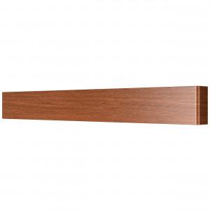 810628 Бра FIUME LED 20W 1900LM Dark wood 4000K (в комплекте)