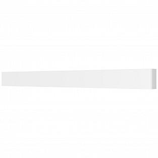 810536 Бра FIUME LED 30W 2850LM Matt white 3000K (в комплекте)