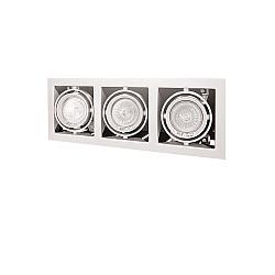 214030 Светильник CARDANO 16Х3 MR16/HP16 БЕЛЫЙ (в комплекте)