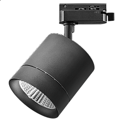301272 Светильник для 1-фазного трека CANNO LED 15W 960LM 30G ЧЕРНЫЙ 3000K IP20 (в комплекте)