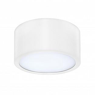213916 Светильник ZOLLA CYL LED-RD 10W 780LM БЕЛЫЙ 4000K IP44 (в комплекте)