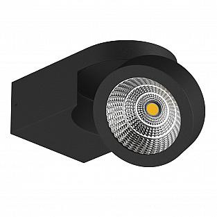 055174 Светильник SNODO LED 10W 980LM 23G ЧЕРНЫЙ 4000K IP20 (в комплекте)