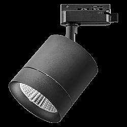 301274 Светильник для 1-фазного трека CANNO LED 15W 960LM 30G ЧЕРНЫЙ 4000K IP20 (в комплекте)