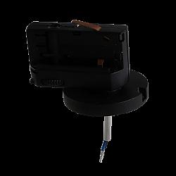 594077 Трековое крепление ASTA с 3-фазным адаптером к 05104x IP65 ЧЕРНЫЙ