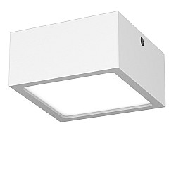 211926 Светильник ZOLLA QUAD LED-SQ 10W 780LM БЕЛЫЙ 3000K IP44 (в комплекте)