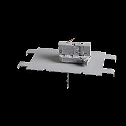 594049 Трековое крепление ASTA с 3-фазным адаптером к 05122x/05132x СЕРЫЙ