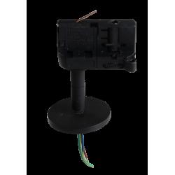 594057 Трековое крепление ASTA с 3-фазным адаптером к 21443х/21448x ЧЕРНЫЙ