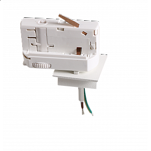 594026 Трековое крепление ASTA с 3-фазным адаптером к 05102x/05103x БЕЛЫЙ