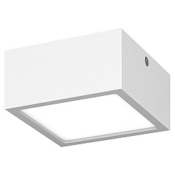 380263 Светильник ZOLLA QUAD LED-SQ 8W 640LM БЕЛЫЙ 3000K IP65 (в комплекте)