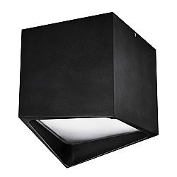211477 Светильник QUADRO LED 12W 960LM ЧЕРНЫЙ 3000K (в комплекте)