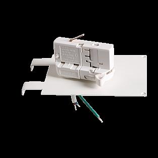 594036 Трековое крепление ASTA с 3-фазным адаптером к 05121x/05131x БЕЛЫЙ
