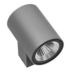 351692 Светильник PARO LED 2*6W 960LM 24G СЕРЫЙ 3000K IP65 (в комплекте)