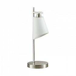 3751/1T LN19 131 никель Настольная лампа E14 40W 220V NORTH