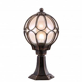 O024FL-01G Ландшафтный светильник Outdoor Via Золото Антик Maytoni