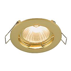 Встраиваемый светильник DL009-2-01-G Metal Modern Maytoni