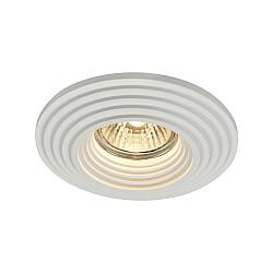 Встраиваемый светильник DL004-1-01-W Gyps Modern Maytoni
