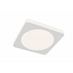 DL303-L7W4K Встраиваемый светильник Downlight Phanton Белый Maytoni