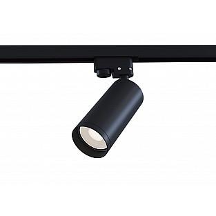 Трековый светильник TR004-1-GU10-B Track Maytoni