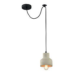 Подвесной светильник T437-PL-01-GR Broni Maytoni