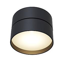 C024CL-L18B4K Потолочный светильник Ceiling & Wall Onda Черный Maytoni