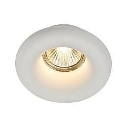 Встраиваемый светильник DL006-1-01-W Gyps Modern Maytoni